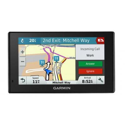 Garmin navigatie: DriveAssist 50LMT-D - Zwart