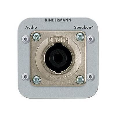 Kindermann 7441000413 Montagekit - Zilver