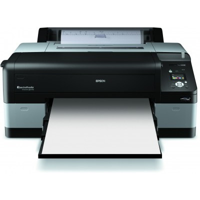 Epson inkjet printer: Stylus Pro 4900 SpectroProofer UV - Cyaan, Groen, Lichtyaan, Lichtmagenta, Magenta, Mat Zwart, .....