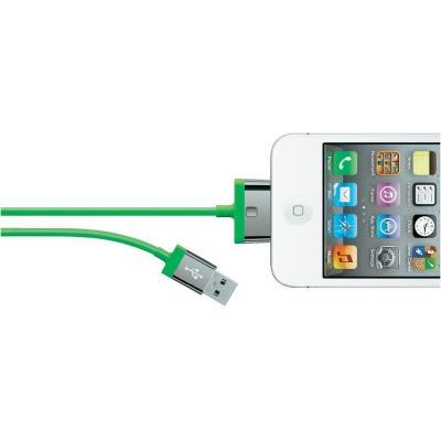 Belkin USB kabel: MIXIT ChargeSync, 2m - Groen