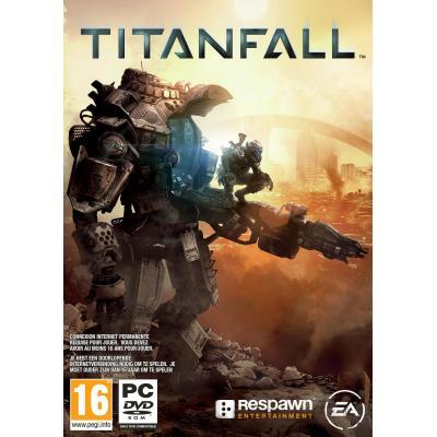 Electronic arts game: Titanfall  PC