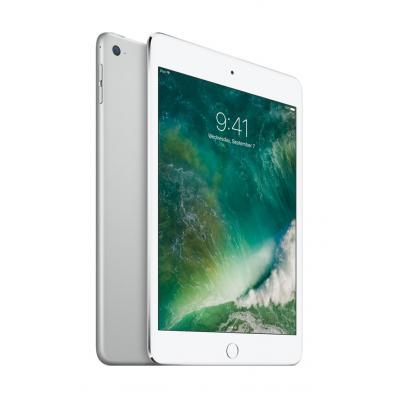 Apple tablet: iPad mini 4 Wi-Fi 32GB - Silver - Zilver