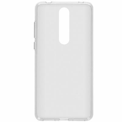 Slim Backcover Nokia 3.1 Plus - Transparant / Transparent Mobile phone case