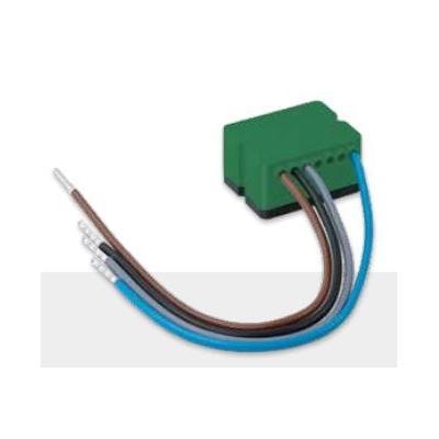One Smart Control AFWEZIG DRUKKNOP, 230 V AC, 50 Hz, 0.4 W, IP20 Elektrische aansluitklem