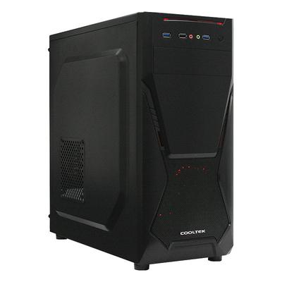 Cooltek X5 Behuizing - Zwart