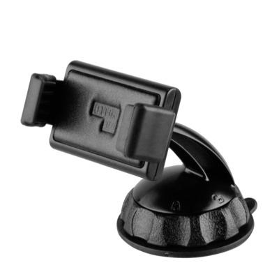 Behello houder: Universal Car Holder Dashboard up to 5.5Inch Black - Zwart