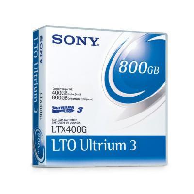 Sony datatape: 20LTX400GLP - Zwart