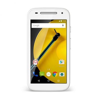 Motorola smartphone: Moto E Moto E LTE Wit
