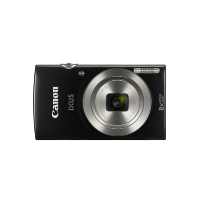 Canon digitale camera: Digital IXUS 185 - Zwart