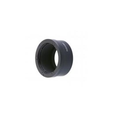Novoflex lens adapter: Fuji X Pro to Contax/Yashica alpha adapter - Zwart
