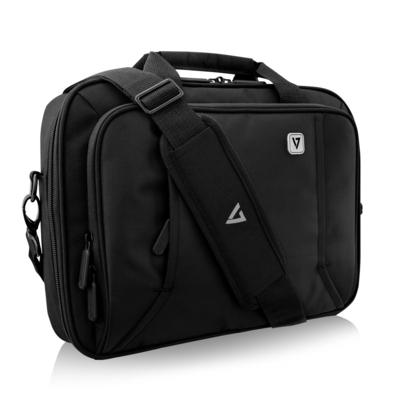 V7 CCP13-BLK-9E Laptoptas - Zwart