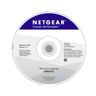 Netgear VPNG01L Software licentie