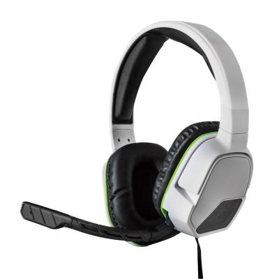 Afterglow game assecoire: - LVL 3 - Wired Stereo Headset (Wit)  Xbox One
