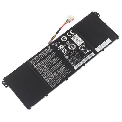 Acer batterij: 3220mAh, Li-Ion, 11.4V - Zwart