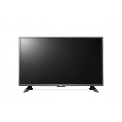 """Lg : 81.28 cm (32 """") Direct LED, 1366 x 768, 200 cd/m², DVB-T2/C/S2, 3W + 3W, LAN, USB, HDMI - Zwart"""