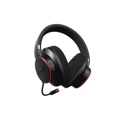 Creative Labs Sound BlasterX H6 Headset - Zwart