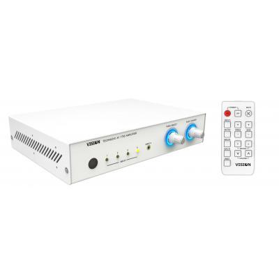 Vision audio versterker: AV-1700 - Wit