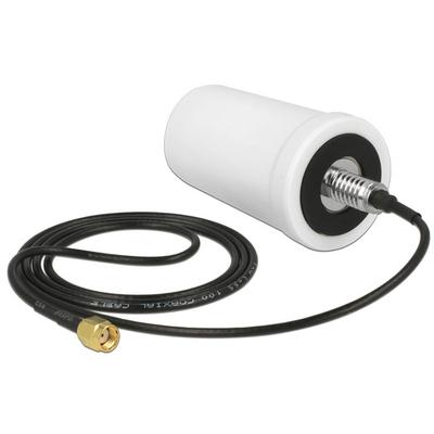 DeLOCK 88985 Antenne - Zwart, Wit