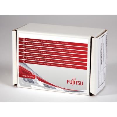 Fujitsu F1 Scanner Cleaning Wipes (24 Pack) Reinigingskit - Multi kleuren