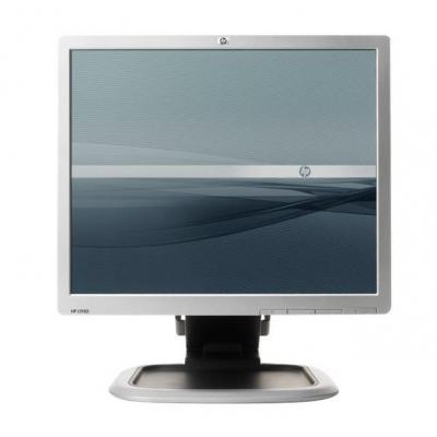 HP L1950 monitor - Zilver
