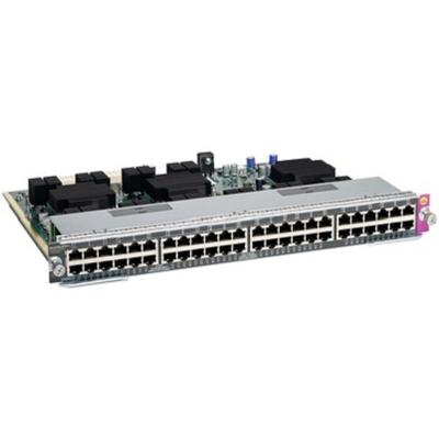 Cisco Catalyst 4500 E-Seri 48-Port 10/100/1000 Netwerk switch module