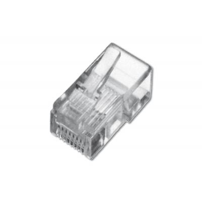ASSMANN Electronic Modular plugs for flat cable Kabel connector