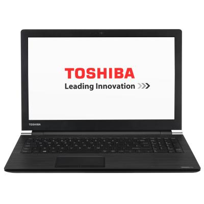 Toshiba laptop: Satellite Pro A50-C-202 - Zwart