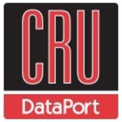CRU DP25 SL Carrier Only, SATA Drive bay - Zwart