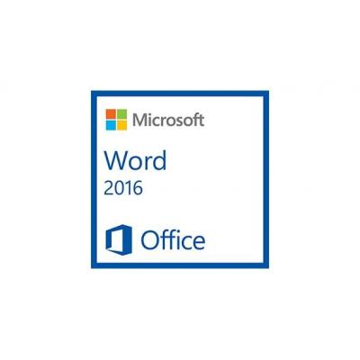 Microsoft 059-09096 tekstverwerker