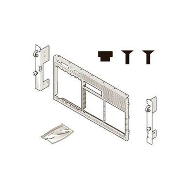 Dell rack toebehoren: Tower-naar-Rack conversiekit - Grijs