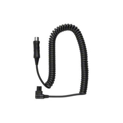 Walimex Powerblock Coiled Cord for Metz Camera kabel - Zwart