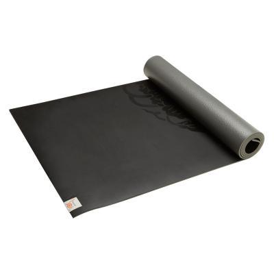 Gaiam fitness, gymnastiek & gewichtstraining: Sol Dry Grip Fitness- / Yogamat - Zwart