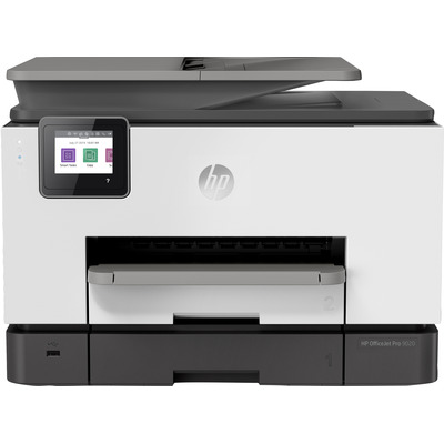 HP OfficeJet Pro 9020 Multifunctional - Grijs