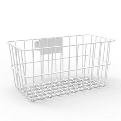 Compulocks Basket Add On For Rolling Cart - White Multimedia accessoire - Wit