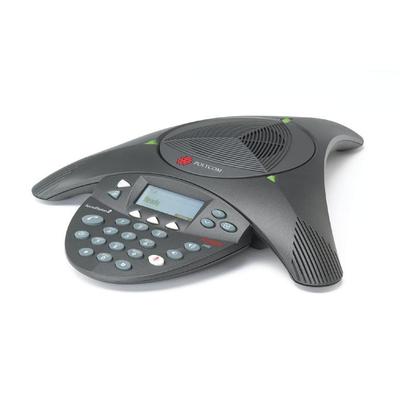 Polycom SoundStation 2 Direct Connect Avaya 2490 Teleconferentie apparatuur
