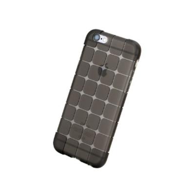 ROCK Cubee Mobile phone case - Zwart, Transparant