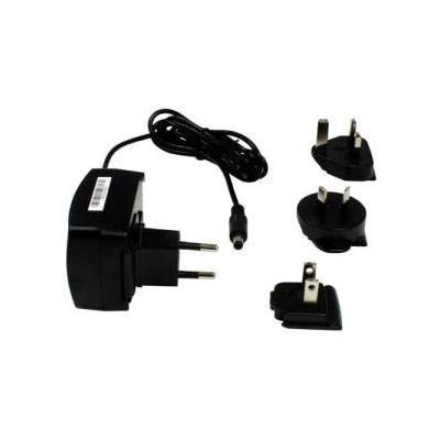 Datalogic 94ACC1381, Power Supply for Single Slot Dock, Black Oplader - Zwart