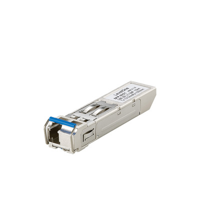 LevelOne SFP-9221 1.25G SMF BIDI SFP Transceiver, 10km, T1310/R1550nm Netwerk tranceiver module