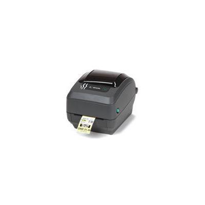 Zebra labelprinter: GK420t - Grijs