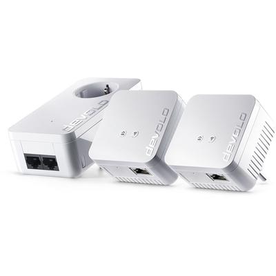 Devolo dLAN 550 WiFi Network Kit Powerline NL Powerline adapter - Wit
