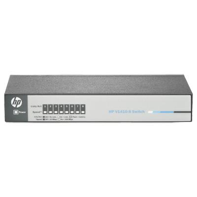 Hewlett Packard Enterprise V 1410-8 Switch - Grijs