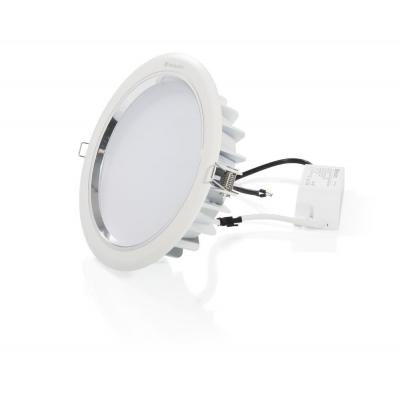Verbatim spot verlichting: LED, 21 W, IP20, 845 cd, 3000 K, 1800 lm, 220-240 V - Wit