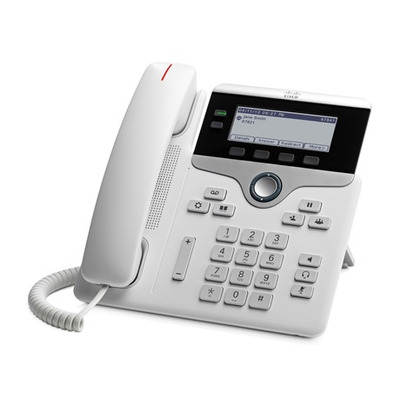 Cisco IP Phone 7821 IP telefoon - Wit