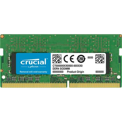 Crucial CT8G4SFS8266 RAM-geheugen - Groen