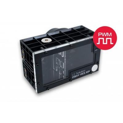 Ek water blocks cooling accessoire: EK-DBAY D5 PWM MX - Zwart