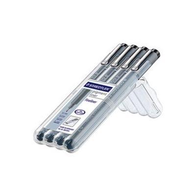 Staedtler fijnschrijver: pigment liner 308 - Transparant