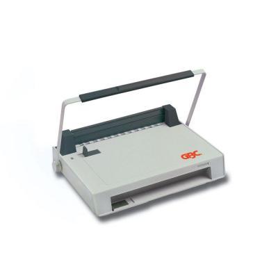 Gbc inbindmachine: SureBind System 1 Pons-Bindmachine - Zwart, Grijs