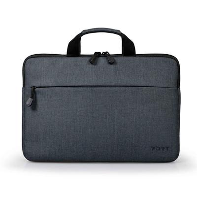 Port designs laptoptas: BELIZE - Grijs