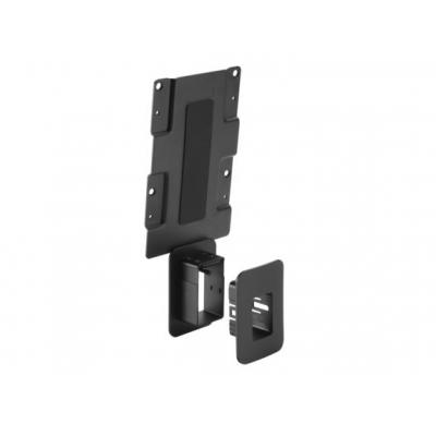 Hp montagekit: PC Mounting Bracket for Monitors - Zwart
