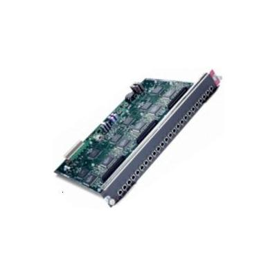 Cisco Fast Ethernet Switching Module, 24 port 100BASE-FX (MT-RJ), for Catalyst 4500